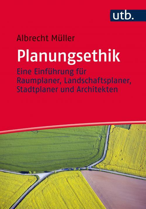 Planungsethik cover