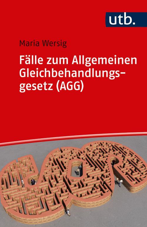 Fälle zum Allgemeinen Gleichbehandlungsgesetz (AGG) cover