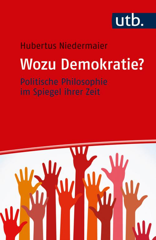 Wozu Demokratie? cover