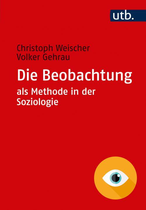 Die Beobachtung als Methode in der Soziologie cover