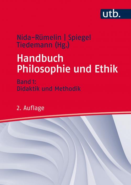 Handbuch Philosophie und Ethik cover