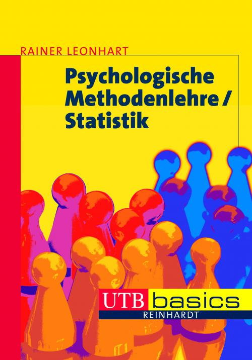 Psychologische Methodenlehre /Statistik cover