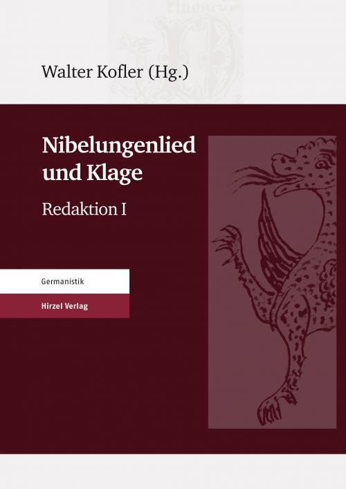 Nibelungenlied und Klage cover