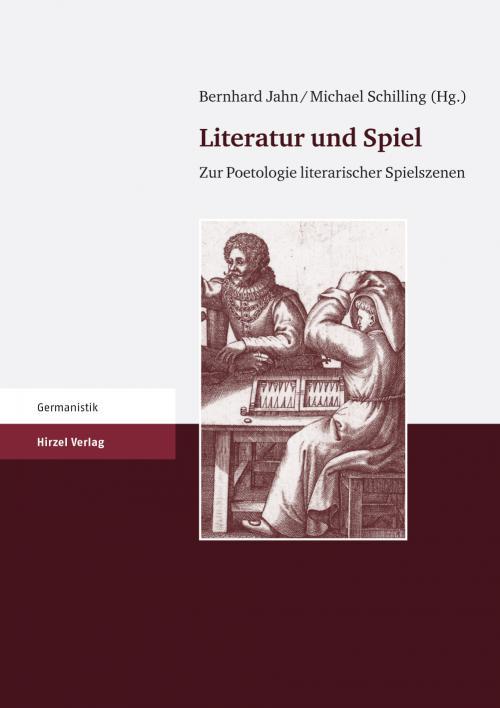 Literatur und Spiel cover