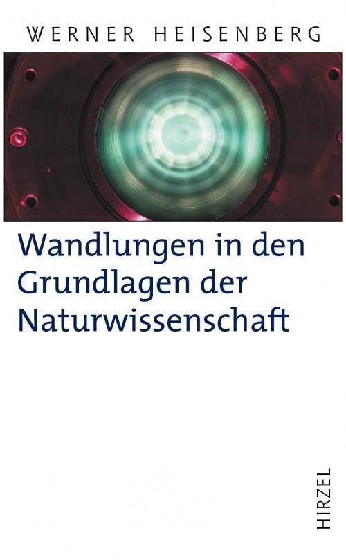 Wandlungen in den Grundlagen der Naturwissenschaft cover