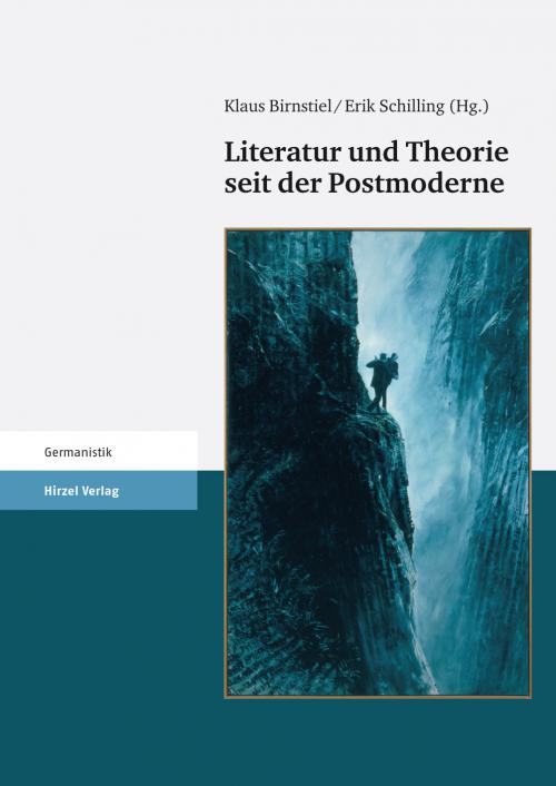 Literatur und Theorie seit der Postmoderne cover