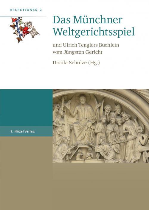 Das Münchner Weltgerichtsspiel cover