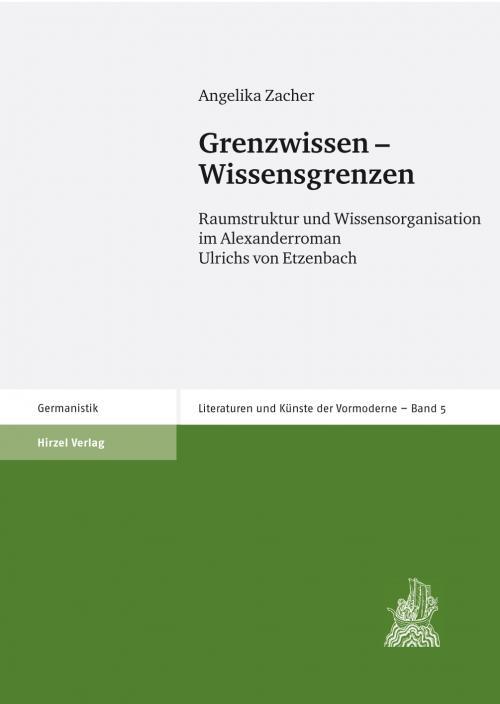 Grenzwissen - Wissensgrenzen cover