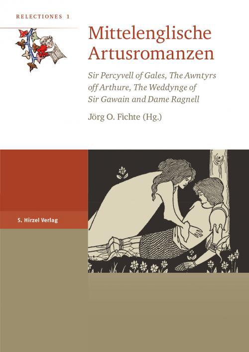Mittelenglische Artusromanzen cover