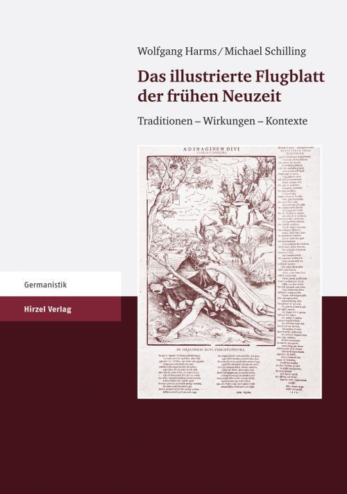 Das illustrierte Flugblatt der frühen Neuzeit cover