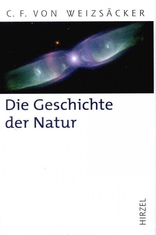 Die Geschichte der Natur cover