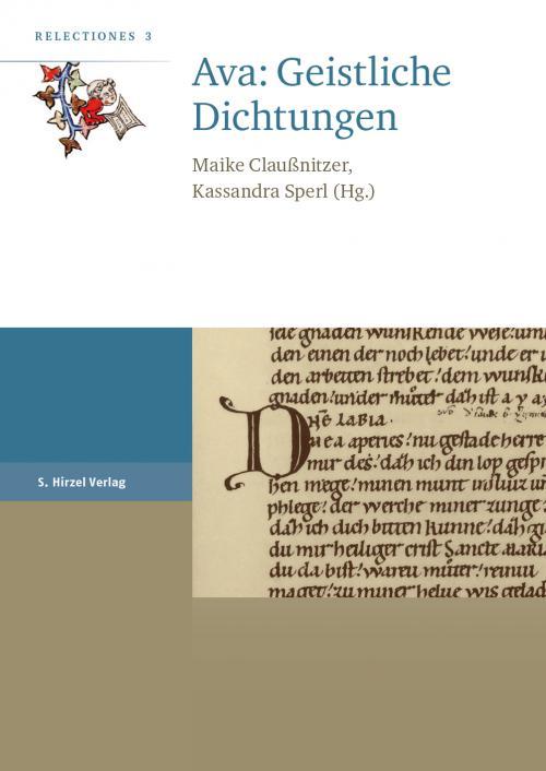 Ava: Geistliche Dichtungen cover