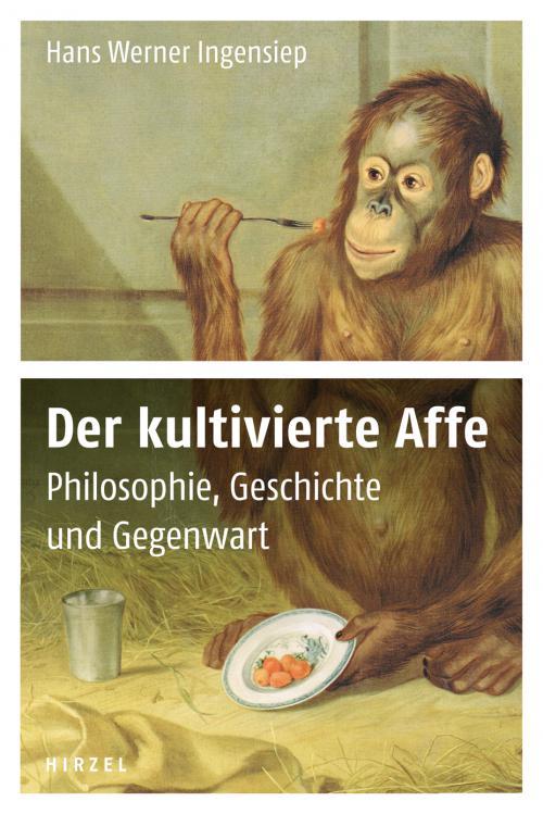 Der kultivierte Affe cover