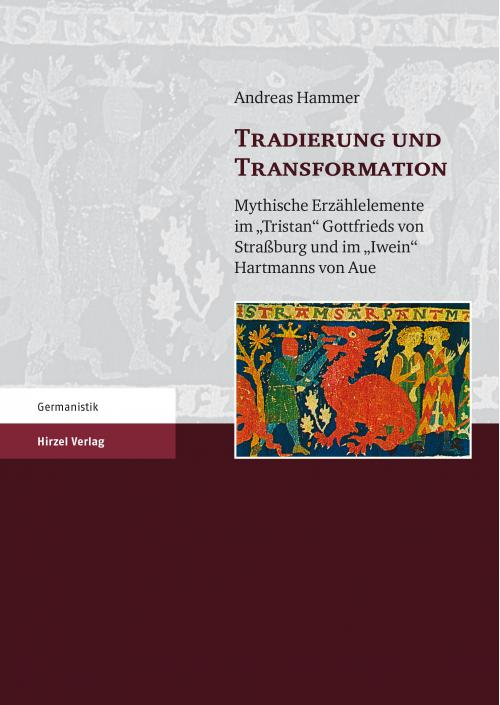 Tradierung und Transformation cover