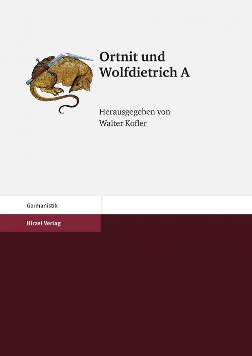 Ortnit und Wolfdietrich A cover