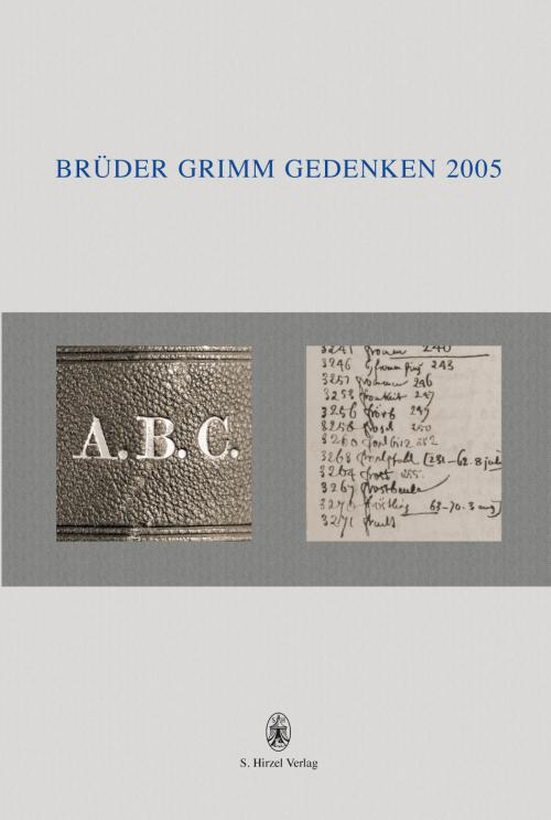 Brüder Grimm Gedenken. Band 16 cover