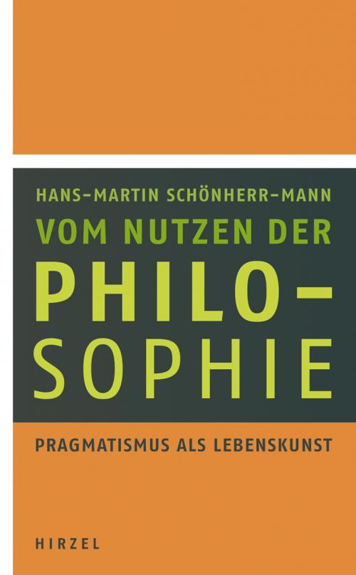 Vom Nutzen der Philosophie cover