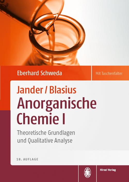 Jander/Blasius, Anorganische Chemie I cover
