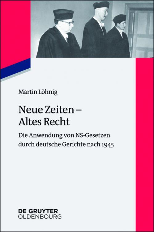 Neue Zeiten – Altes Recht cover