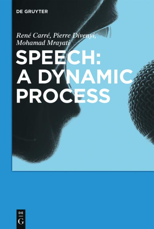 Speech: A dynamic process cover