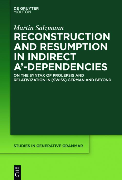 Reconstruction and Resumption in Indirect A'-Dependencies cover