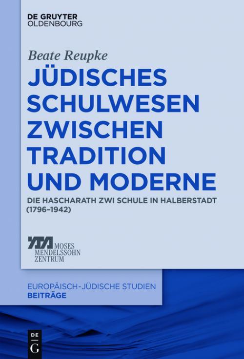Jüdisches Schulwesen zwischen Tradition und Moderne cover