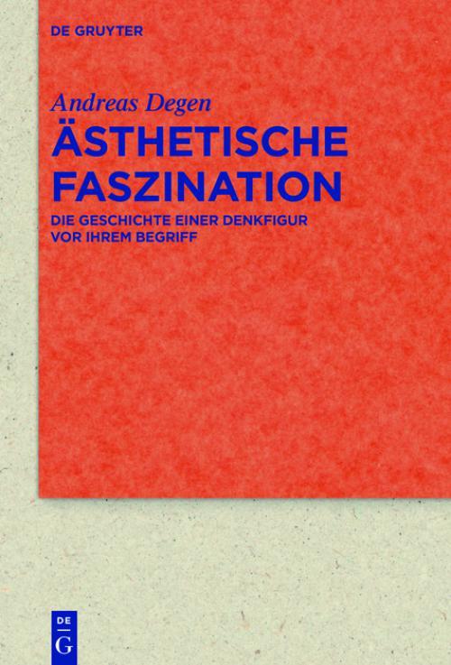 Ästhetische Faszination cover