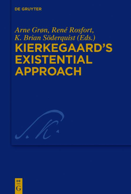 Kierkegaard's Existential Approach cover