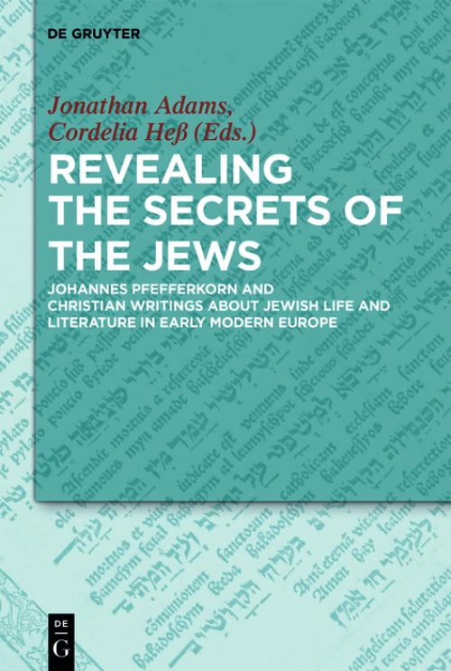 Revealing the Secrets of the Jews cover