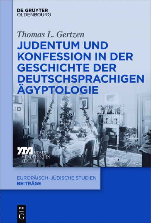 Judentum und Konfession in der Geschichte der deutschsprachigen Ägyptologie cover