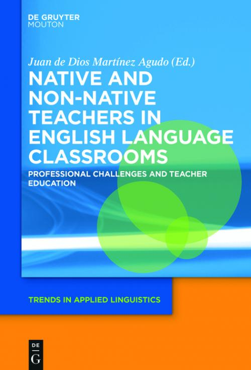 Native and Non-Native Teachers in English Language Classrooms cover