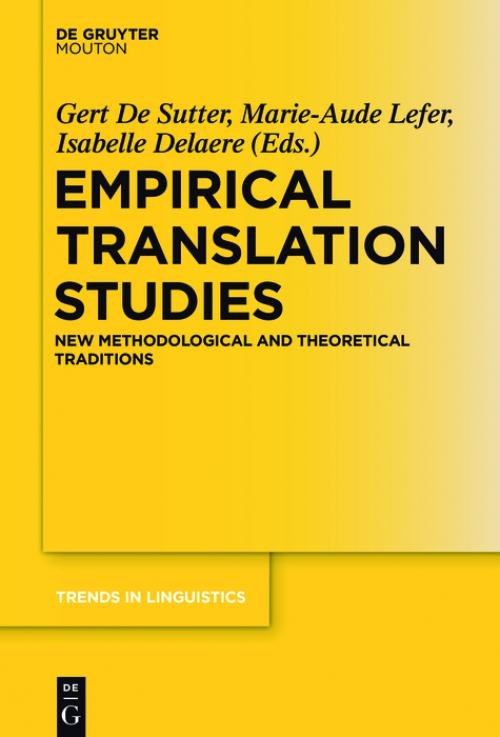 Empirical Translation Studies cover