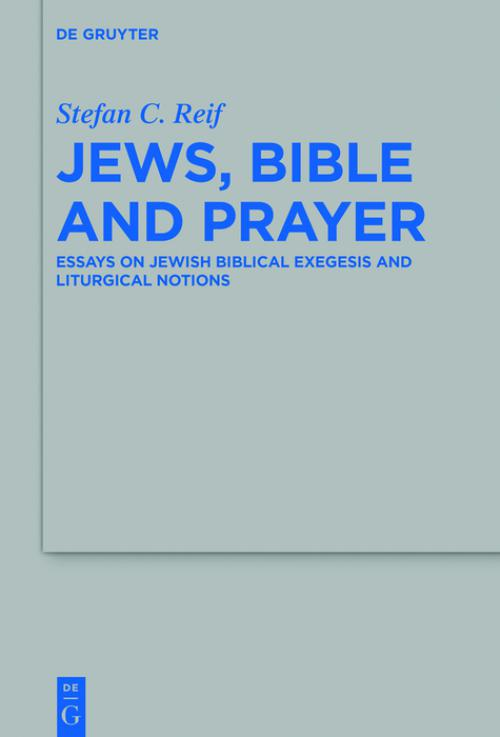 Jews, Bible and Prayer cover
