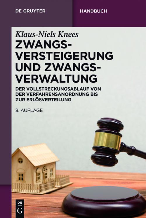 Zwangsversteigerung und Zwangsverwaltung cover