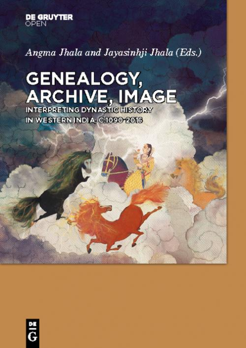 Genealogy, Archive, Image cover