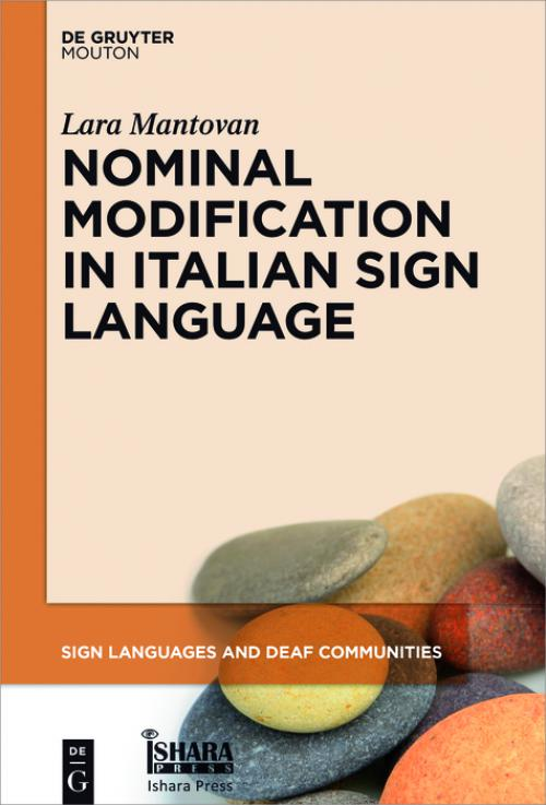 Nominal Modification in Italian Sign Language cover