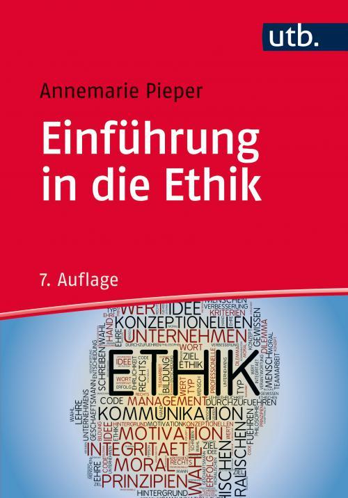 Einführung in die Ethik cover