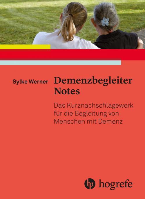 Demenzbegleiter Notes cover