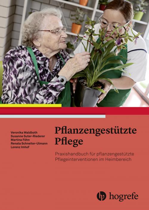 Pflanzengestützte Pflege cover