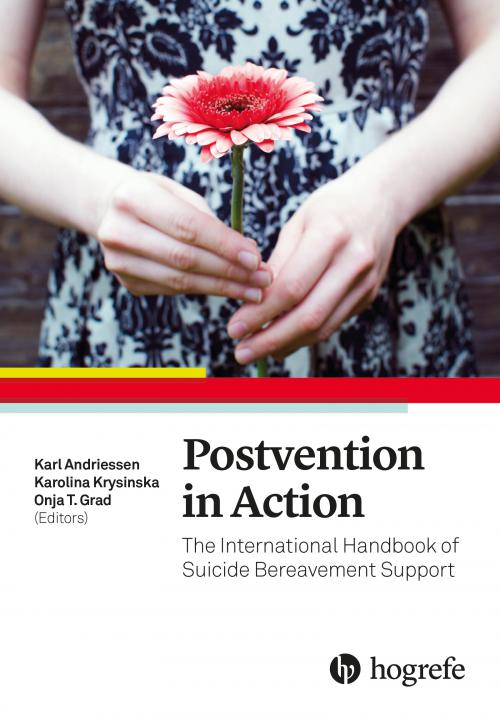 Postvention in Action cover