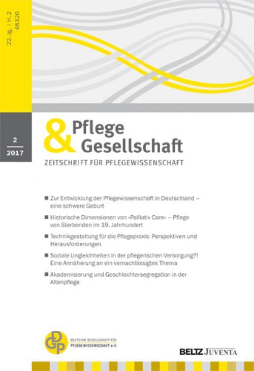 Stellungnahme zu den Ausschreibungen zur Instrumentenentwicklung in den Bereichen Personalbemessung und Pflegequalität des Qualtitätsausschuss Pflege e.V. cover