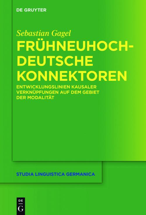 Frühneuhochdeutsche Konnektoren cover