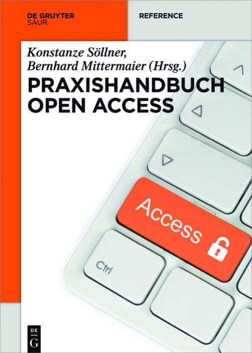 Praxishandbuch Open Access cover