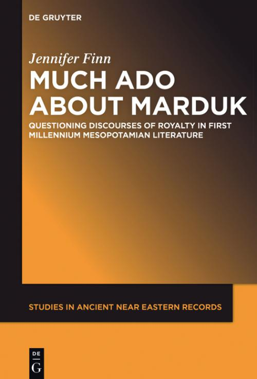 Much Ado about Marduk cover
