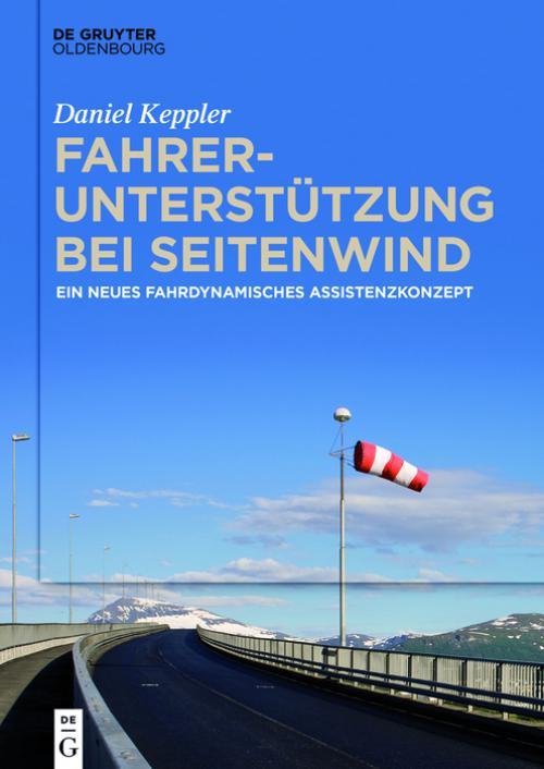 Fahrerunterstützung bei Seitenwind cover