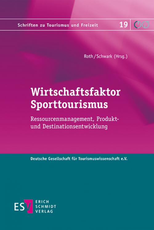 Wirtschaftsfaktor Sporttourismus cover
