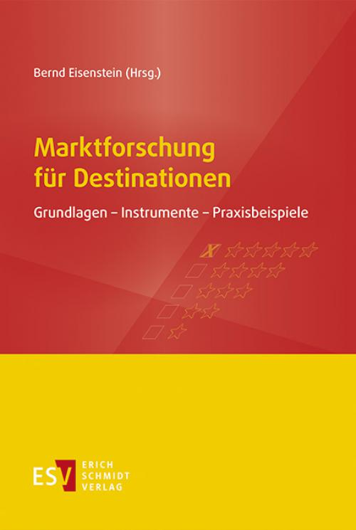 Marktforschung für Destinationen cover