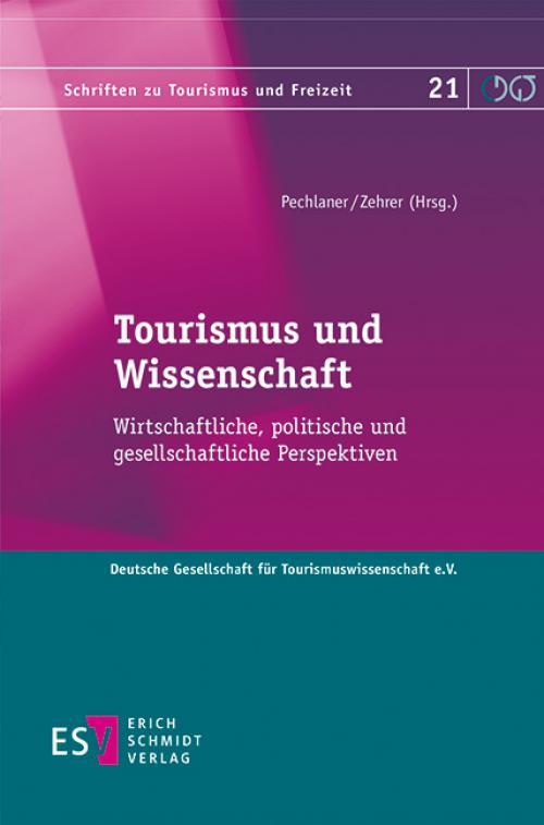 Tourismus und Wissenschaft cover