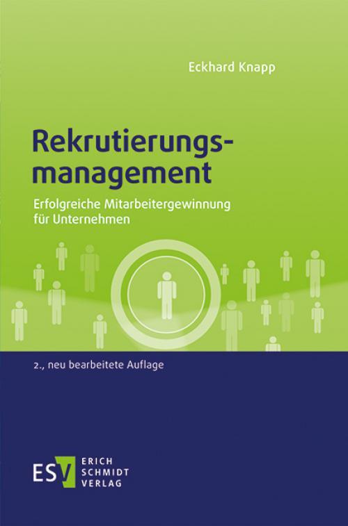 Rekrutierungsmanagement cover