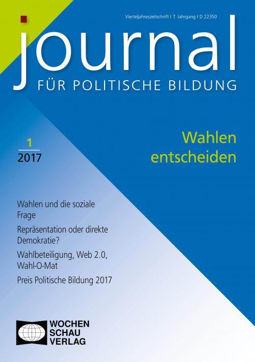 Wahlen entscheiden cover